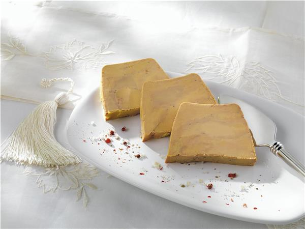 Whole Duck Foie Gras from the South-West Half-Cooked